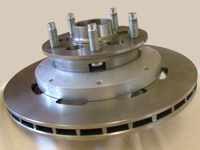 Hub Kit and Complete Brake Kit